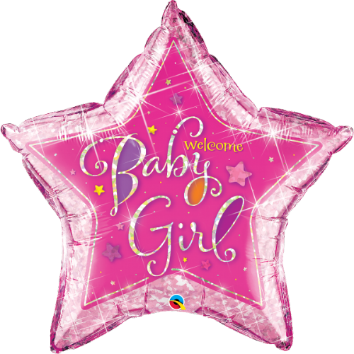 16577: - :Welcome Baby Girl Stars